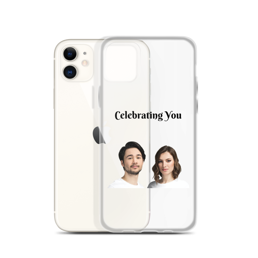 Celebrating You Designer iPhone Case