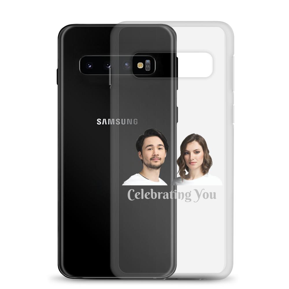 Celebrating You Designer Samsung Case