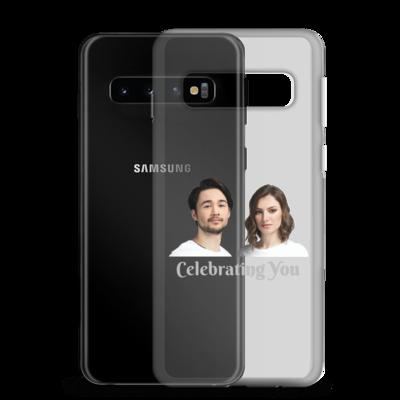 Celebrating You Designer Samsung Case