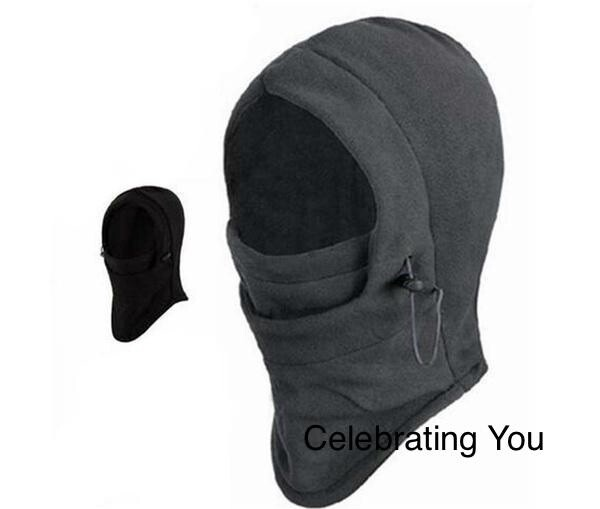 6 In 1 Thermal Fleece Winter Balaclava