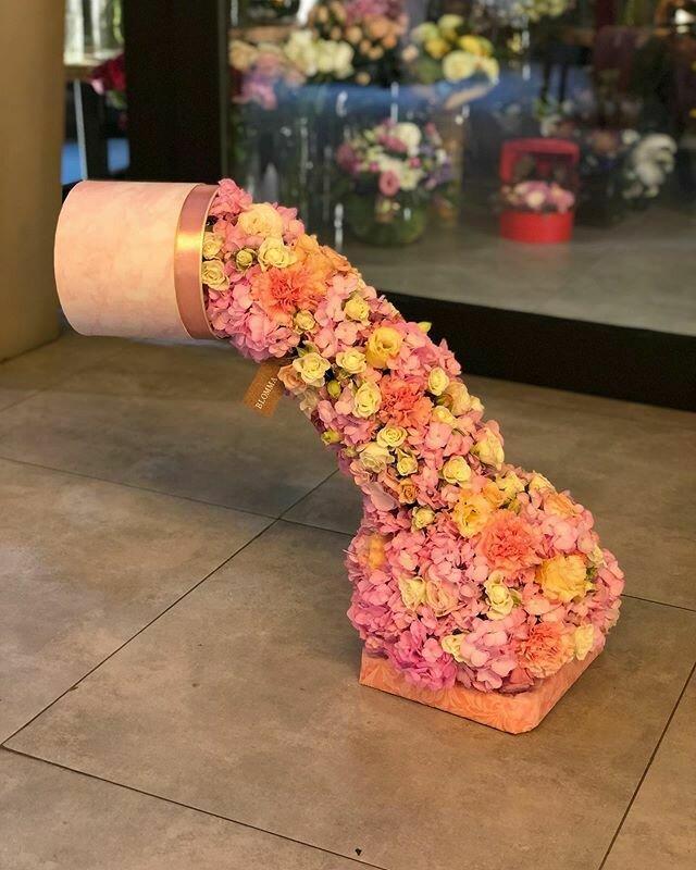 Pink Flower Arrangement