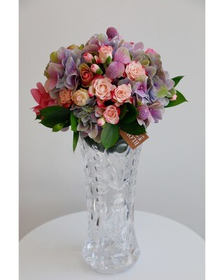 Flowers With Vase