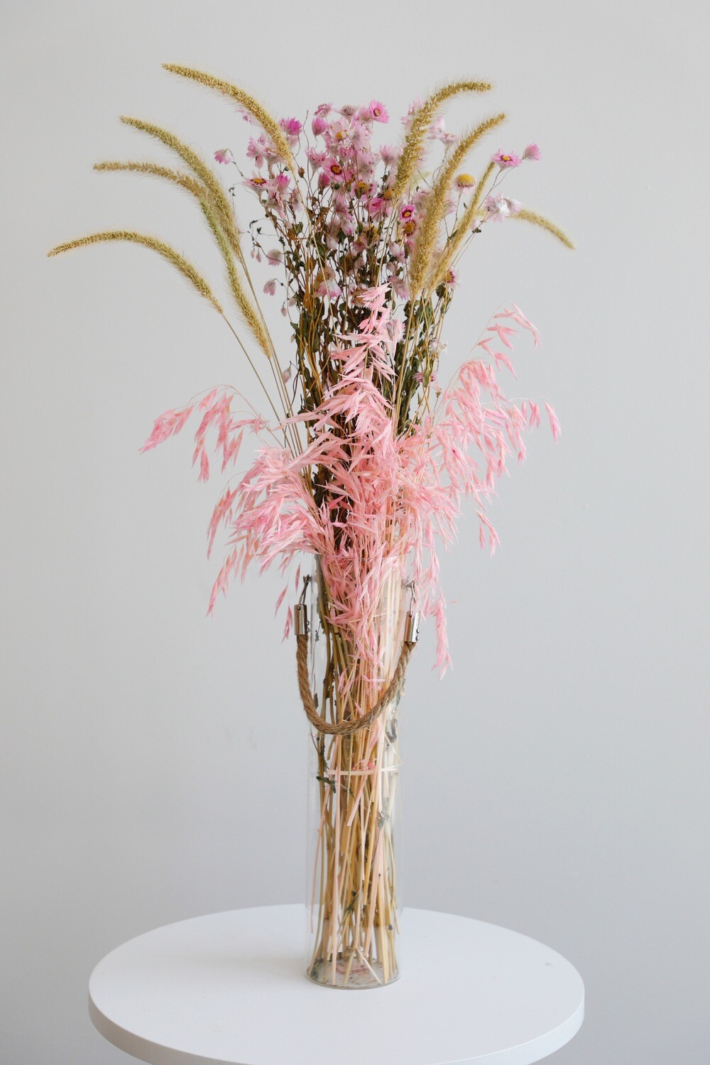 Dry Unique Flowers Arrangement