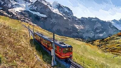 Бернское высокогорье