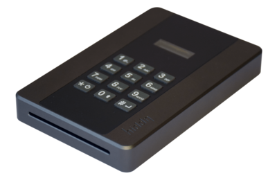KryptoDisk 2 Two-factor Externe SSD