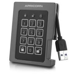 Apricorn Padlock beveiligde SSD
