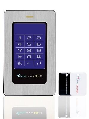 DataLocker DL3 FE Two-Factor - Externe HDD
