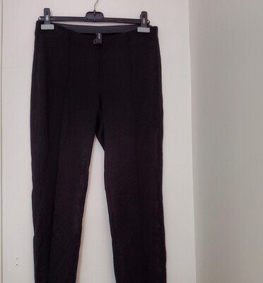 Pantalon legging noir 7/8ieme