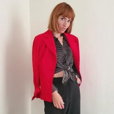Veston rouge Simon Chang 《10》