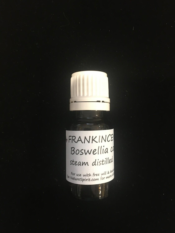 Organic Boswellia Cateri Frankincense Essential Oil