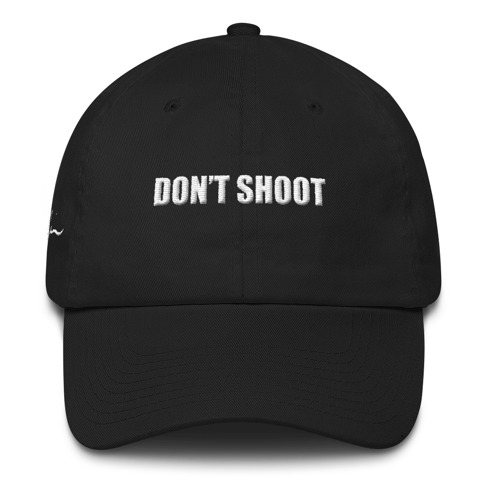 DONT SHOOT Premium Cap