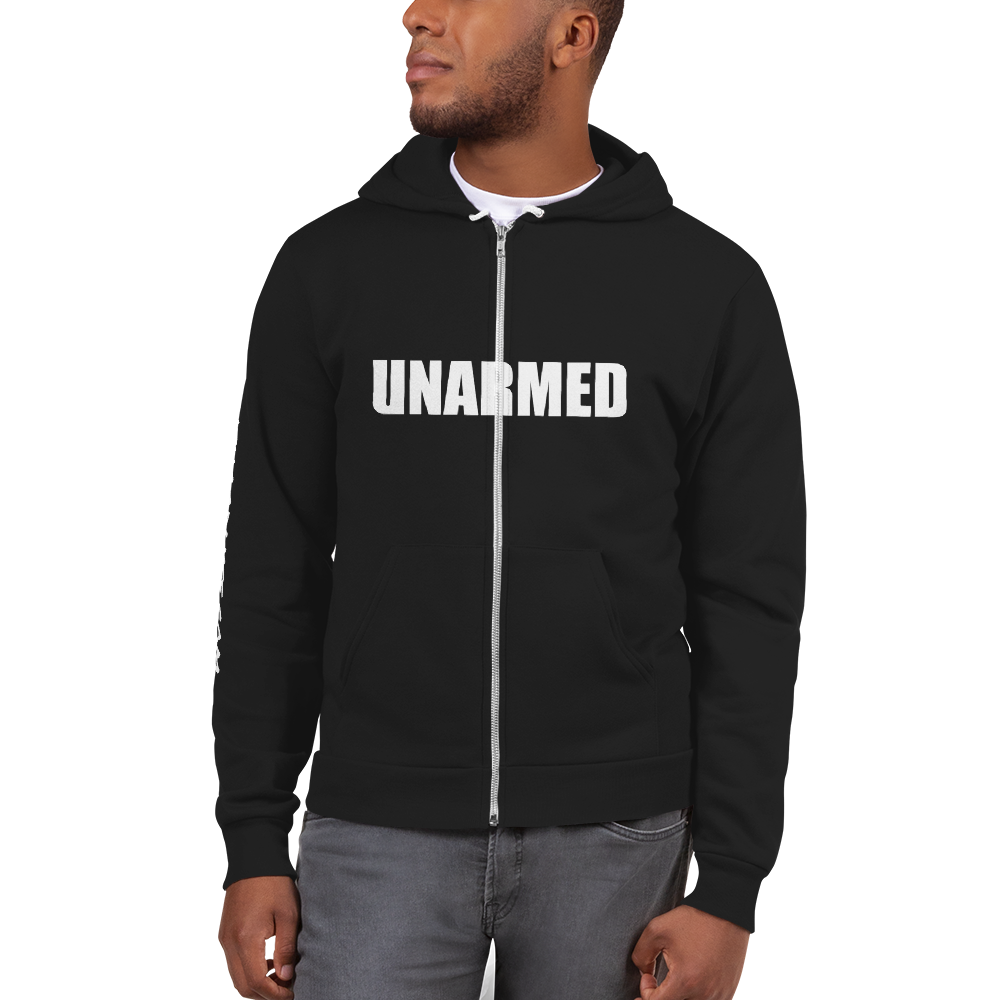 Hoodie sweater OUR TRUTH/UNARMED