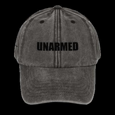 Vintage Hat UNARMED