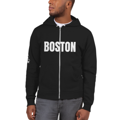 Hoodie sweater BOSTON