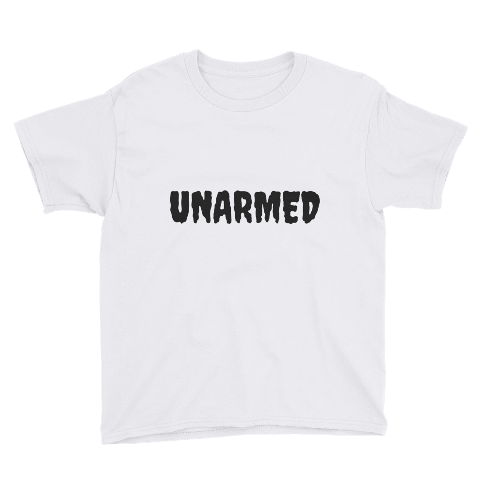 Youth Short Sleeve T-Shirt UNARMED