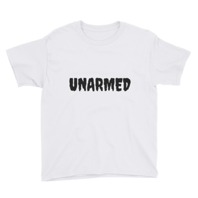 Youth Short Sleeve T-Shirt UNARMED