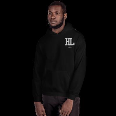 Unisex Hoodie HL /embroidery