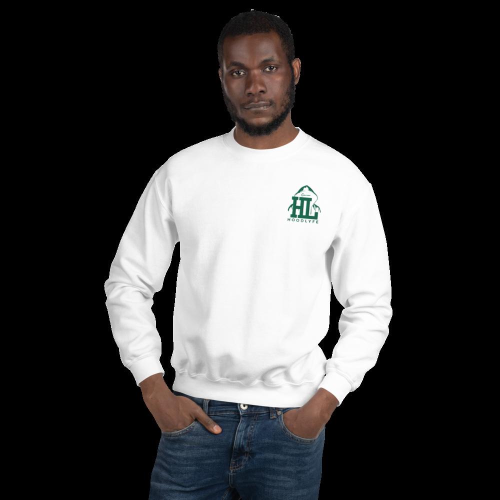 Unisex Sweatshirt embroidery