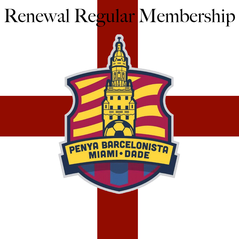 Renewal Regular Membership