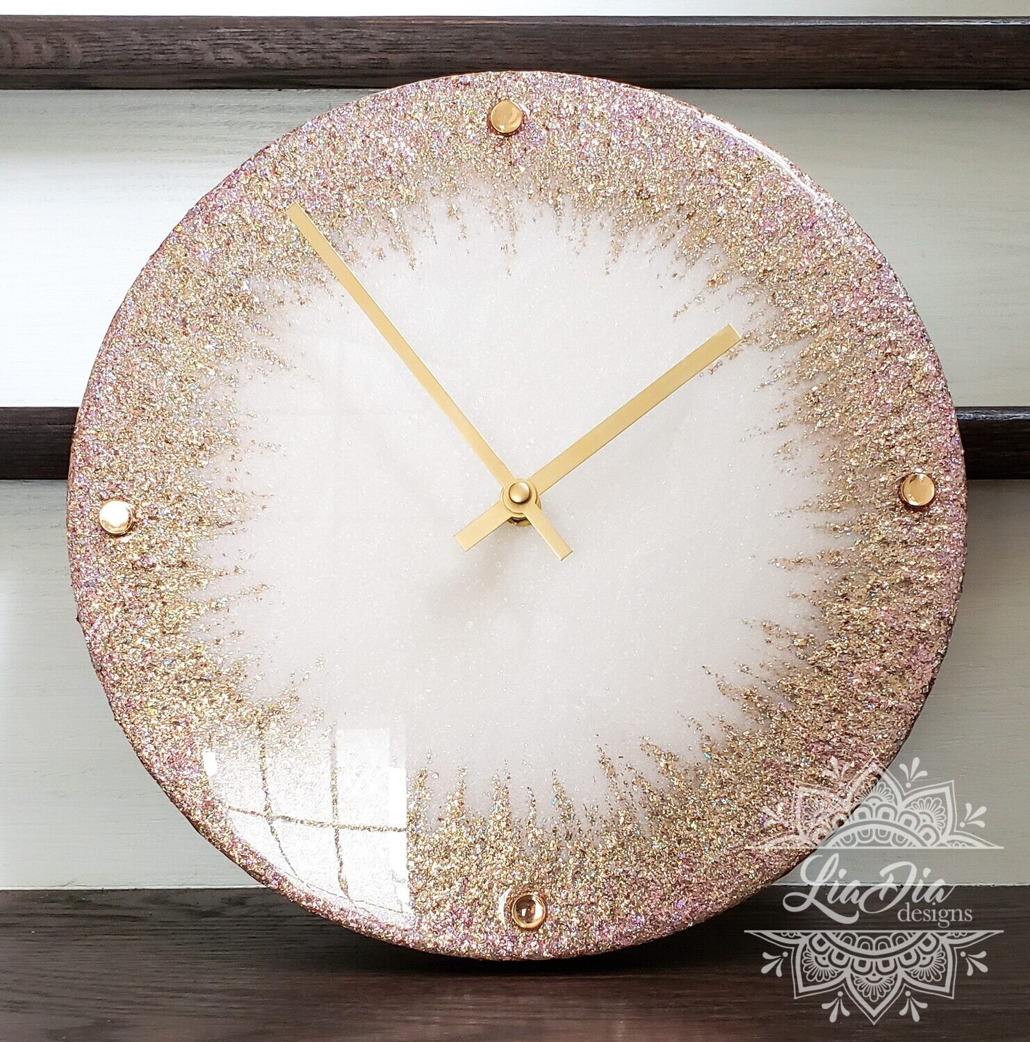 Ultra Glam Clock - COMING SOON! - Message for Details