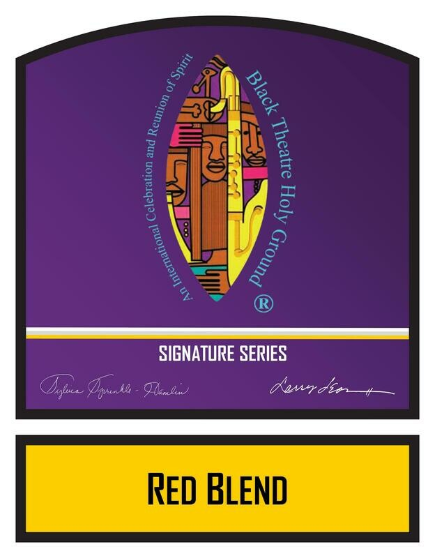 NBTF Commemorative Red Blend