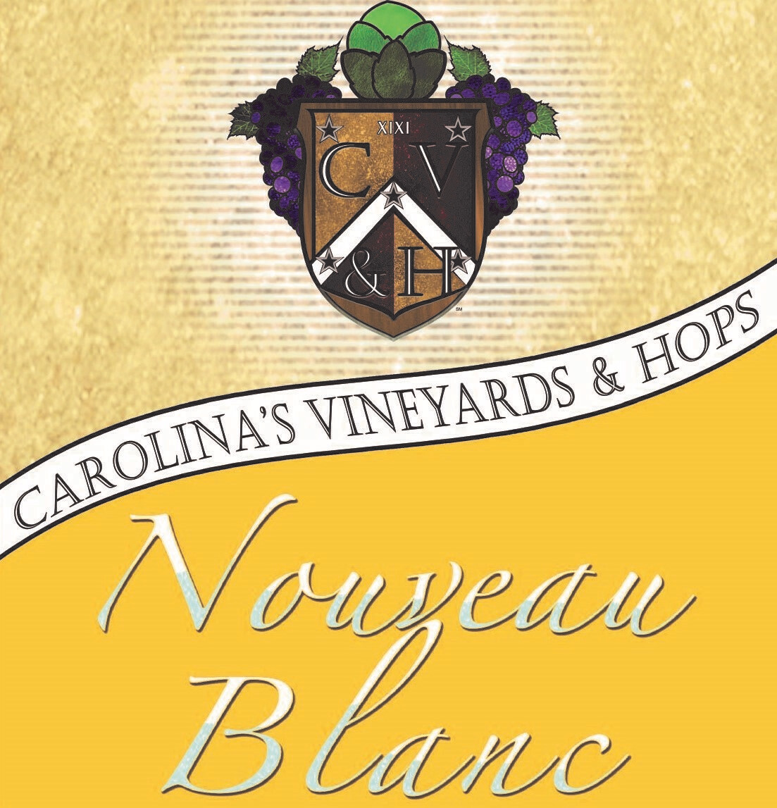 Nouveau Blanc No2 (Pinot Gris Style)