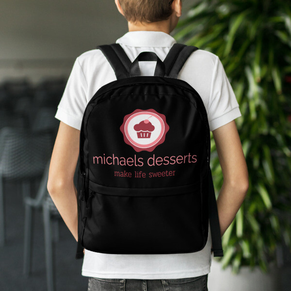 Michaels Desserts-Backpack