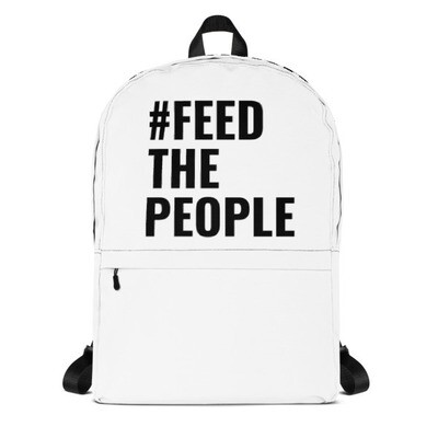Feed The People-Backpack