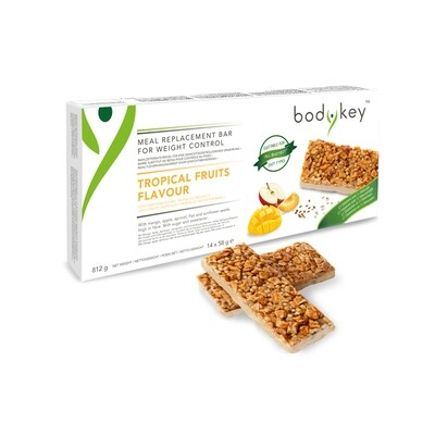 MEAL REPLACEMENT BAR - TROPICAL FRUITS bodykey by NUTRILITE™