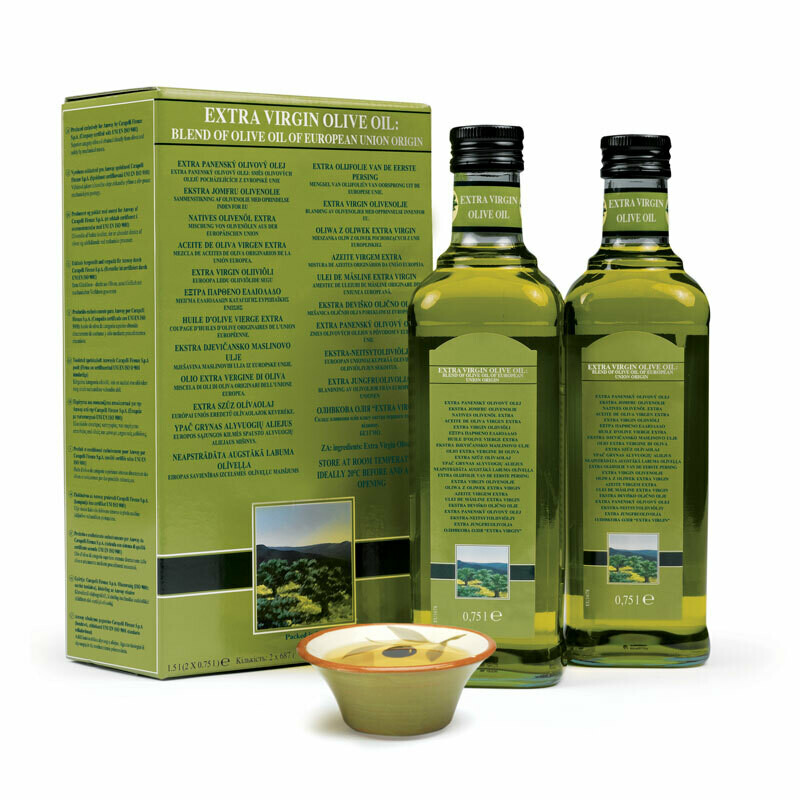 Extra Virgin Olive Oil AMWAY™ da Carapelli
