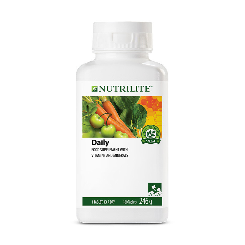 180 Tablets NUTRILITE™ Daily