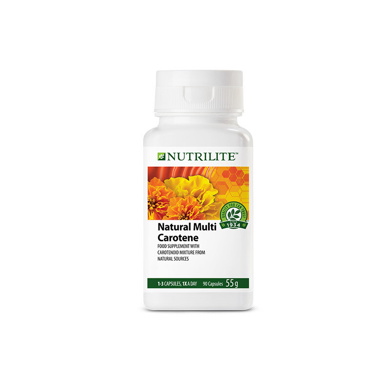 Natural Multi-Carotene NUTRILITE™