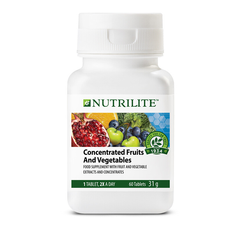 Fruits and Vegetables NUTRILITE™