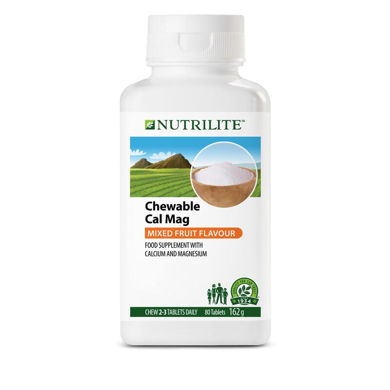 Chewable Cal Mag NUTRILITE™