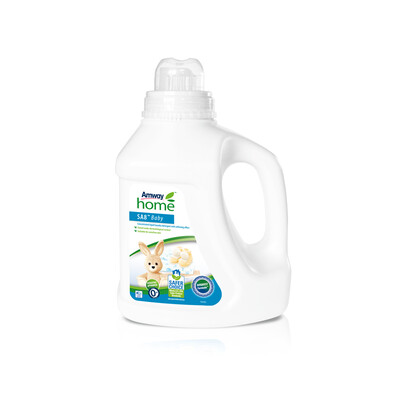 SA8™ BABY Concentrated Liquid Laundry Detergent with Softening Effect by AMWAY HOME™