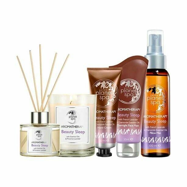 Planet Spa Aromatherapy Beauty Sleep Kit