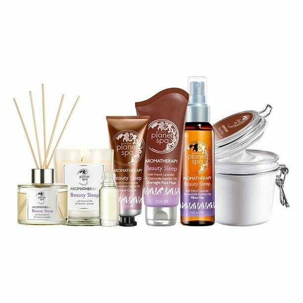 Ultimate Aromatherapy Beauty Sleep Kit