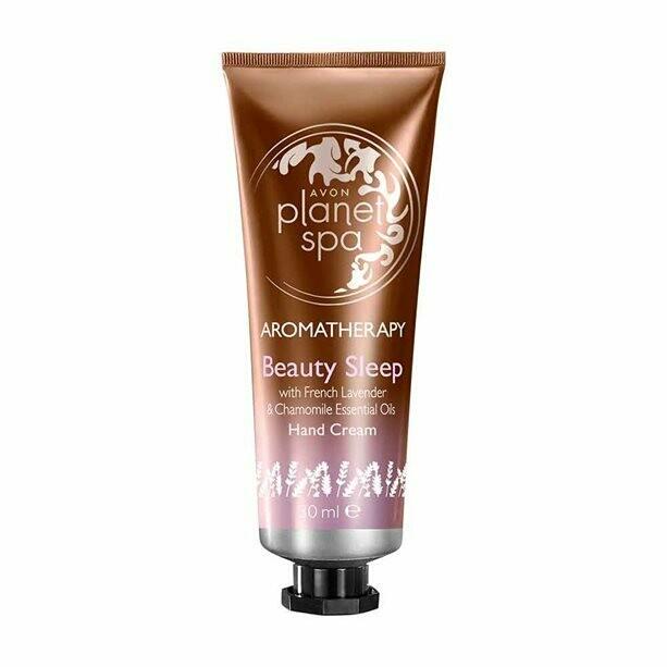 Planet Spa Aromatherapy Beauty Sleep Hand Cream