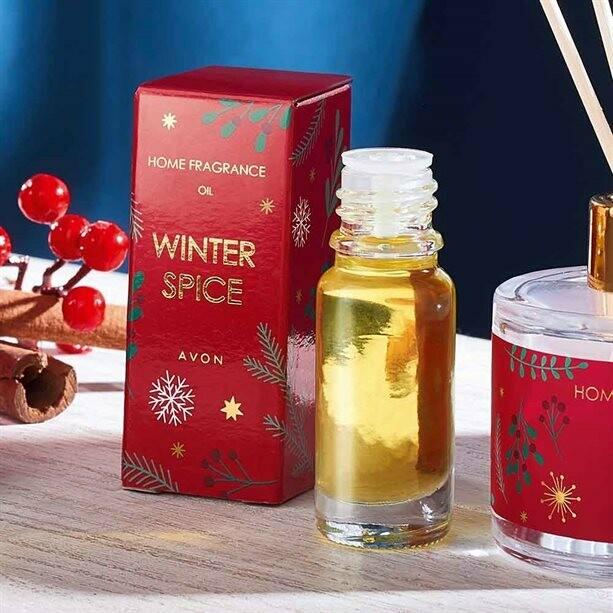 Winter Spice Scented Oil