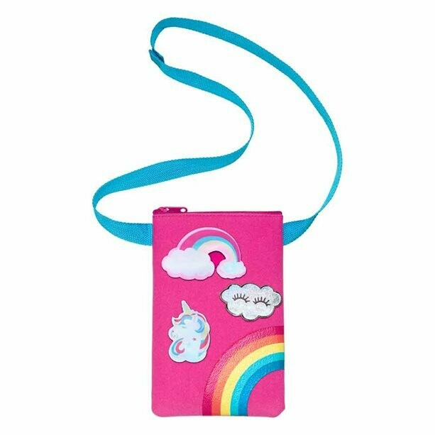 Rainbow Badges Bag