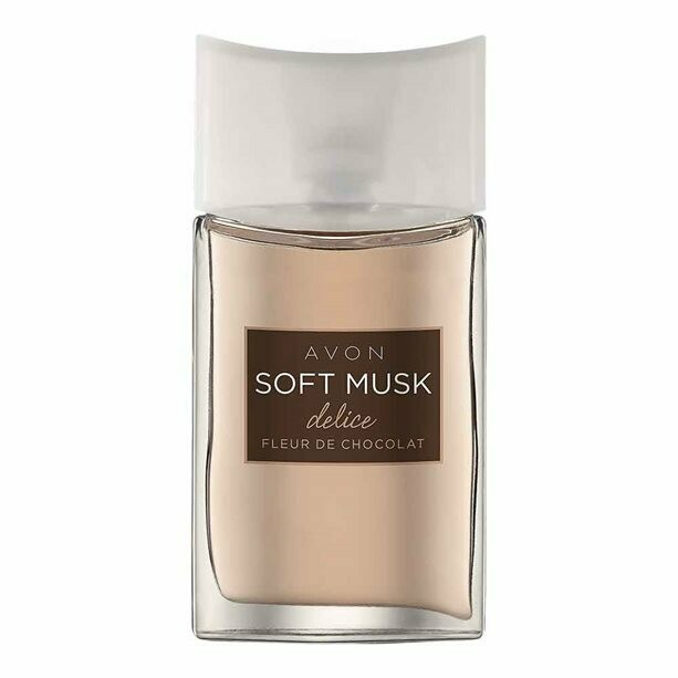 Avon Soft Musk Delice Eau De Toilette - 50ml