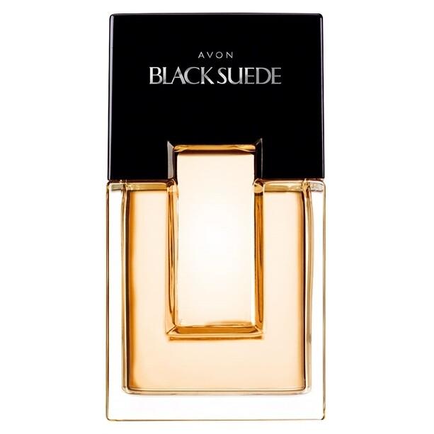 Black Suede Eau de Toilette - 75ml