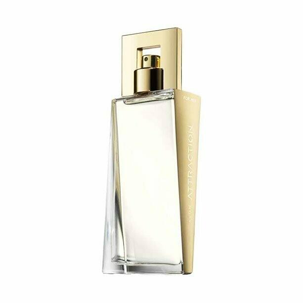 Attraction for Her Eau de Parfum - 50ml