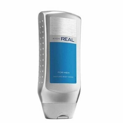 Real Man Hair & Body Wash - 250ml