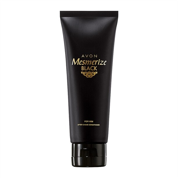 Mesmerize Black for Him After Shave Conditioner - 100ml