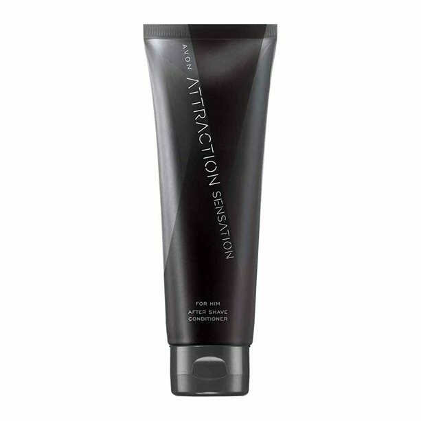 Attraction Sensation for Him After Shave Conditioner - 100ml