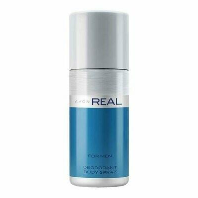 Real Man Deodorant Body Spray - 150ml