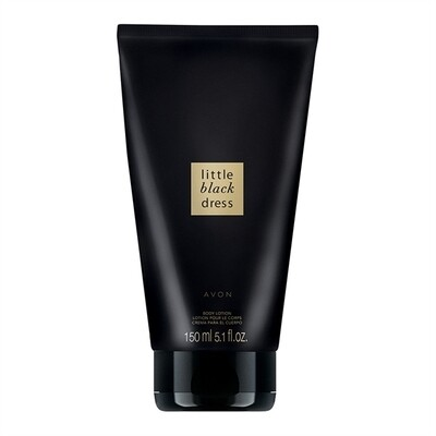 Little Black Dress Body Lotion - 150ml