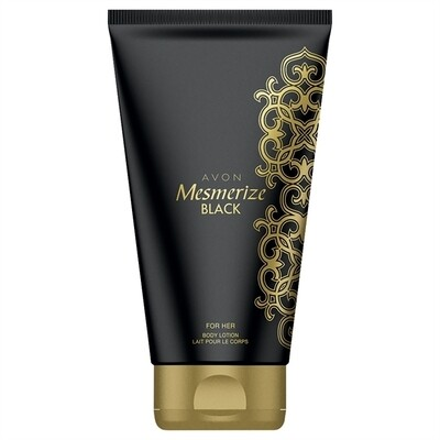Mesmerize Black for Her Body Lotion - 150ml
