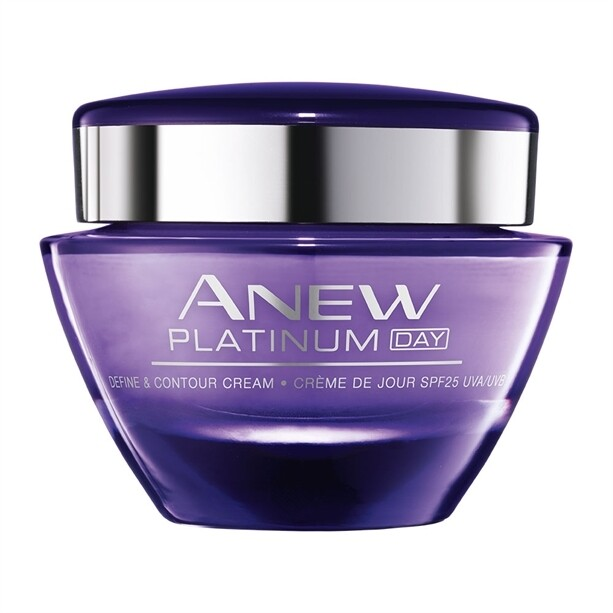Anew Platinum Day Cream SPF25